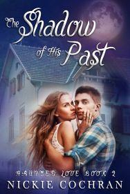 The Shadow of His Past Front Cover copy